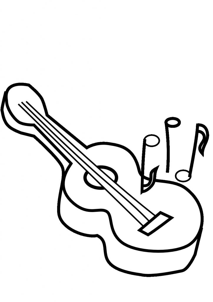guitar black and white guitar clip art black and white free