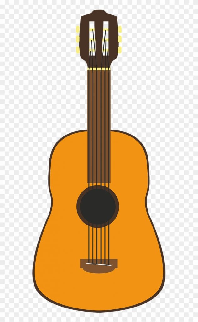 guitar vector music strings png image acoustic guitar