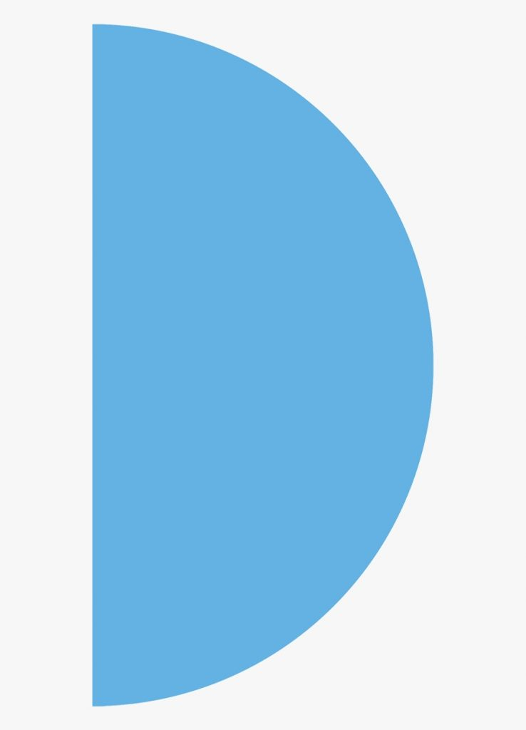 half circle png blue half circle transparent free