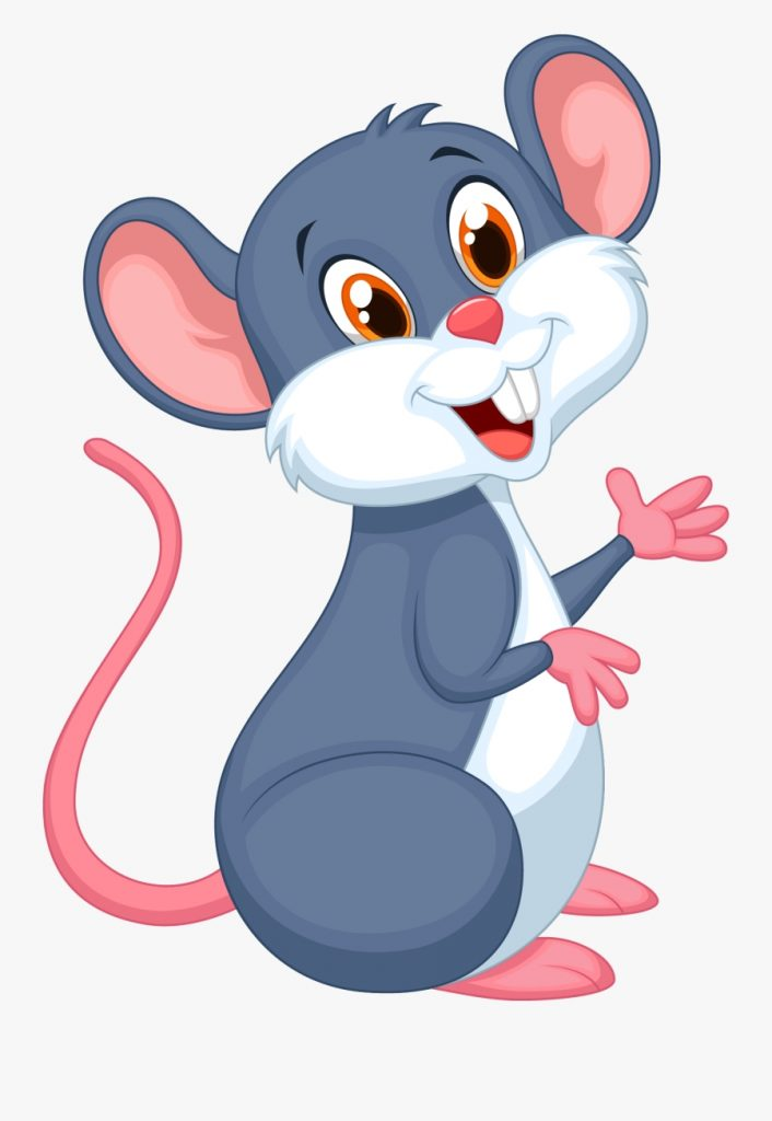 hamster clipart brown mouse cartoon mouse clipart free