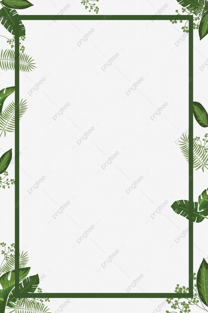 hand painted border spring border spring and summer border