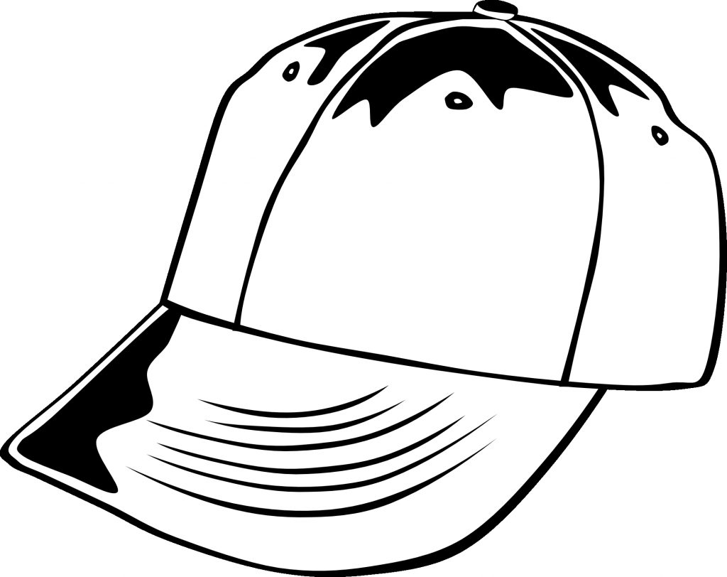 hat black and white pirate hat clipart black and white free