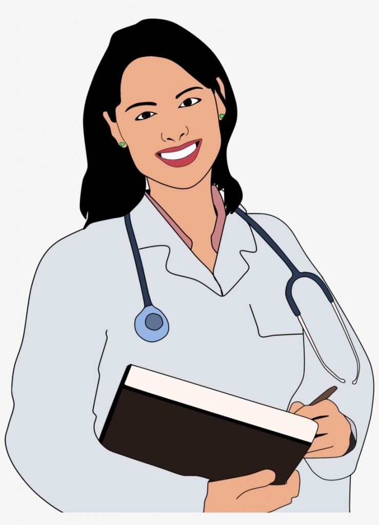 health female doctor clipart free transparent png