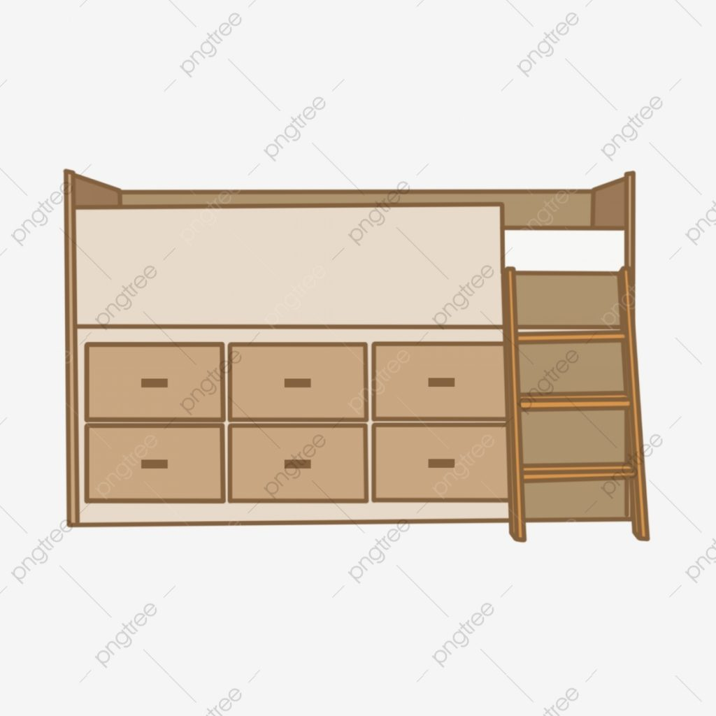 high and low bed cot wooden furniture high and low beds