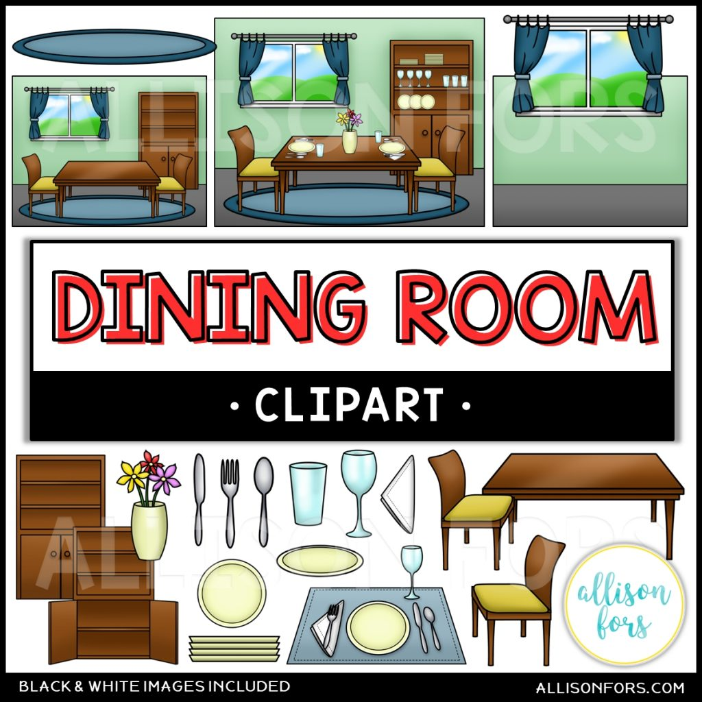 house dining room clip art clip art functional life
