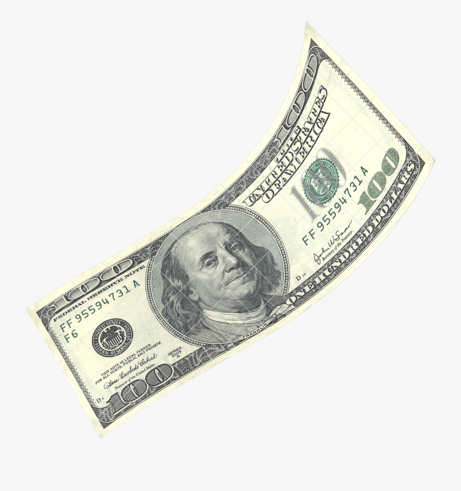hundred dollar bill png free transparent clipart clipartkey