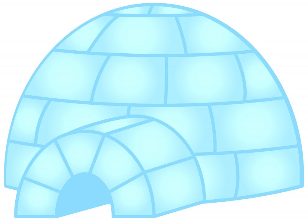 igloo clipart clip art igloo paper lamp