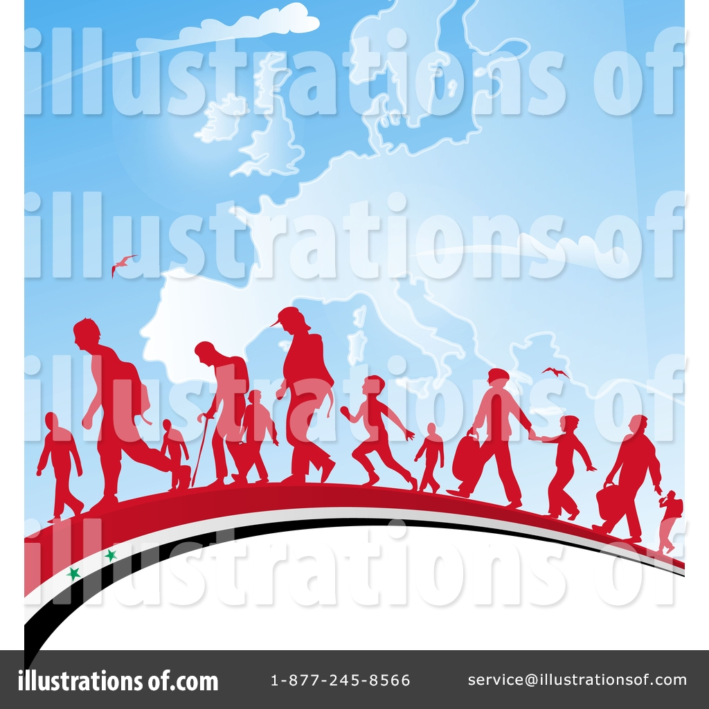 immigration clipart 1455320 illustration domenico condello