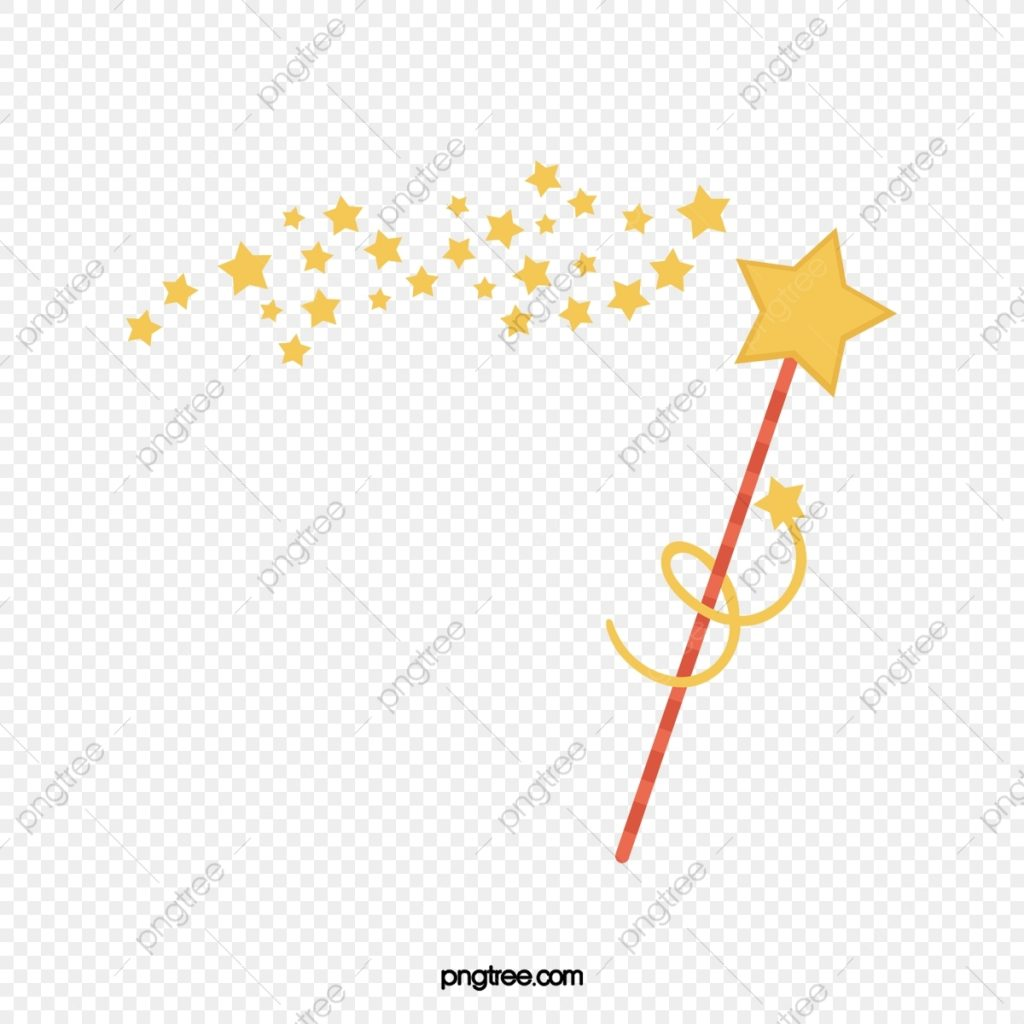 items magic wand magic clipart star fluctuate png