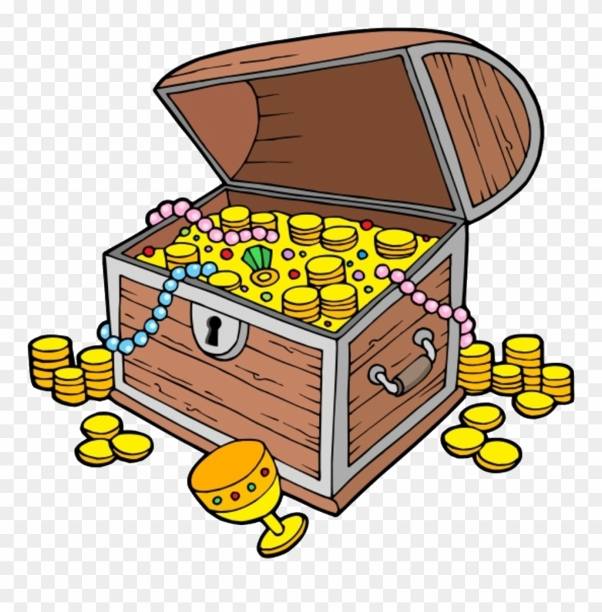 its a straightforward puzzle treasure chest clipart png