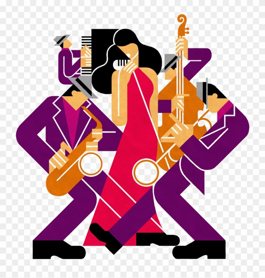 jazz png file clipart 2358976 pinclipart