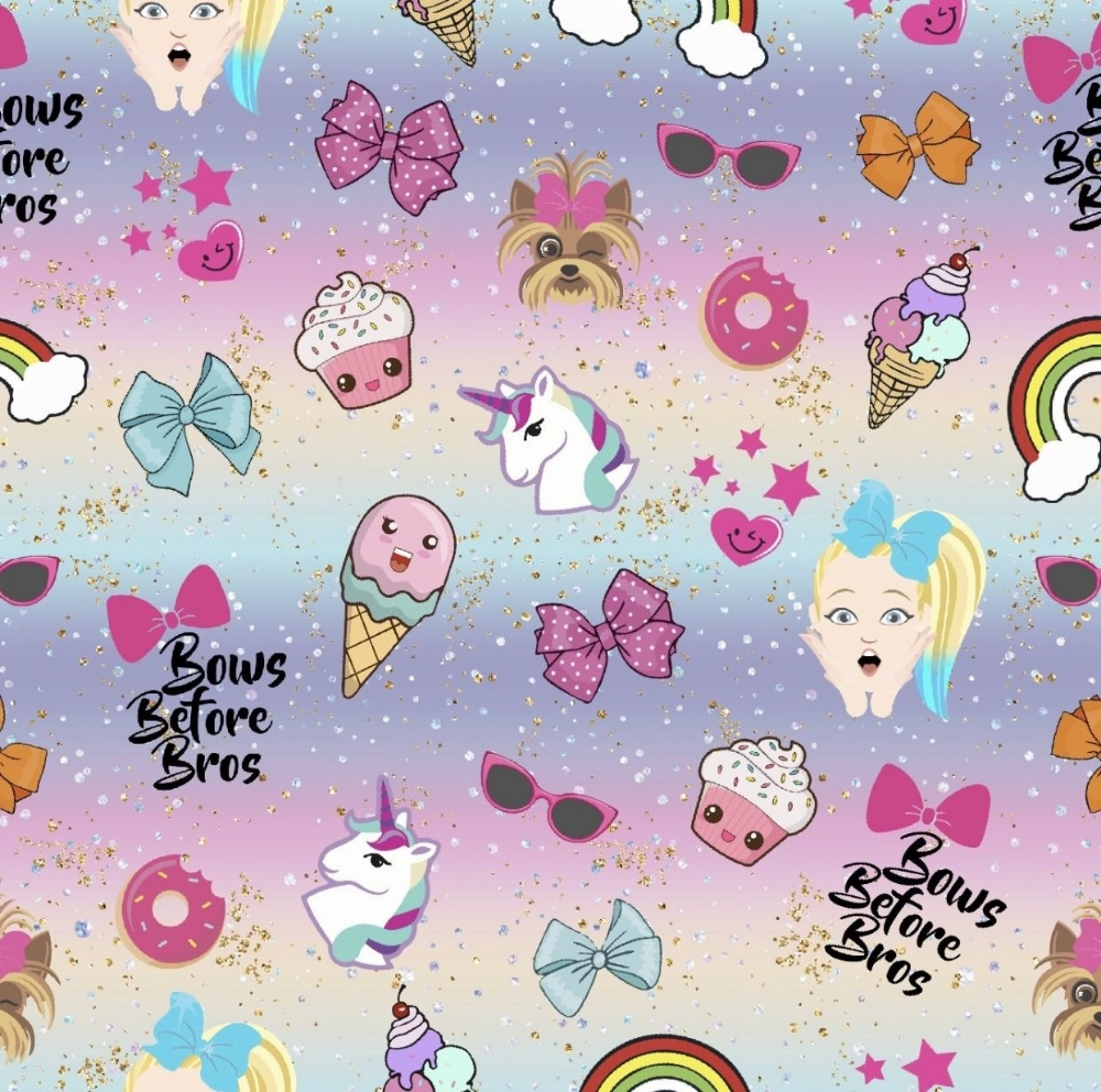 jojo siwa rainbow background clipart in 2020 jojo siwa
