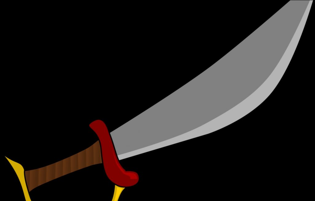 knife cutlass sword pirate computer icons free commercial
