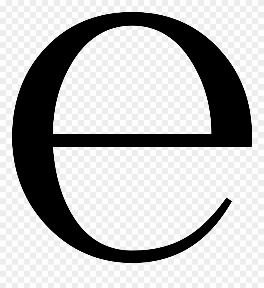 letter e png small and capital letter e clipart 3484105