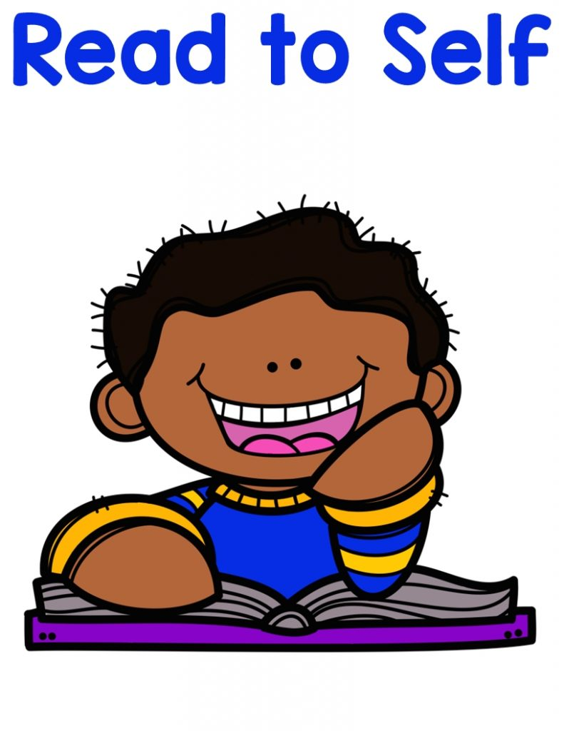 literacy clipart read to self literacy 1314735 png
