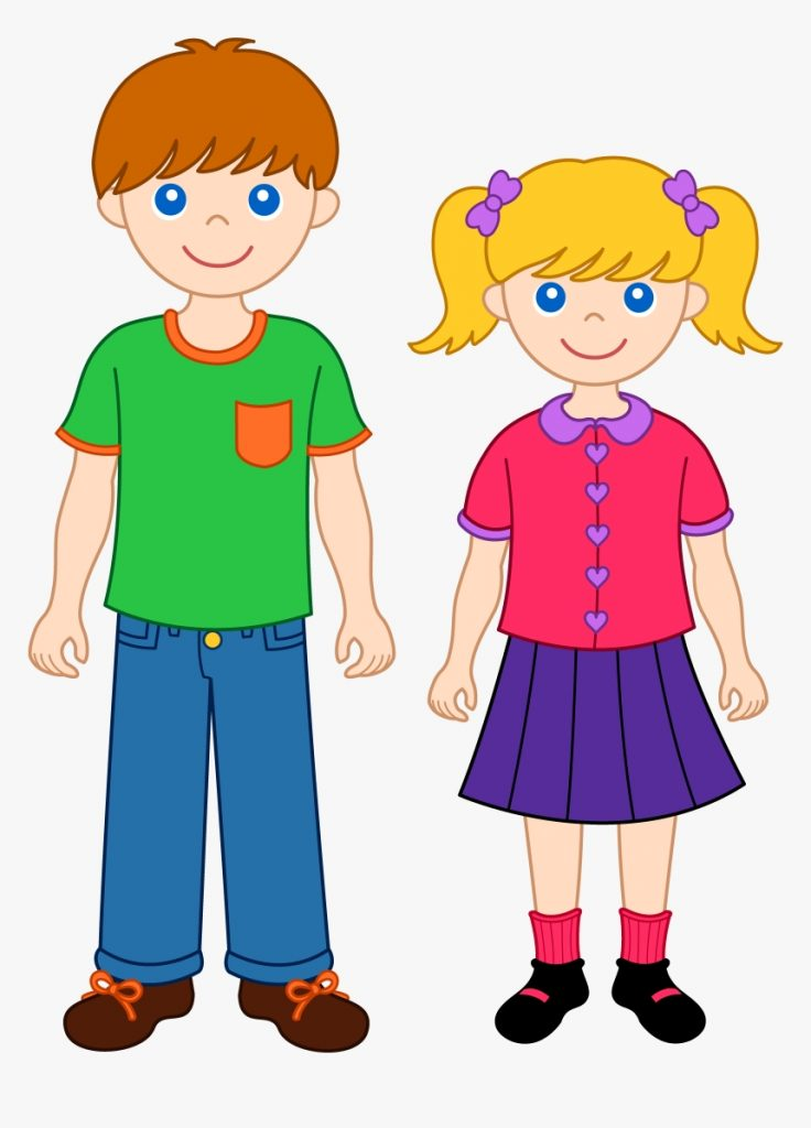 little brother and sister clipart brother and sister