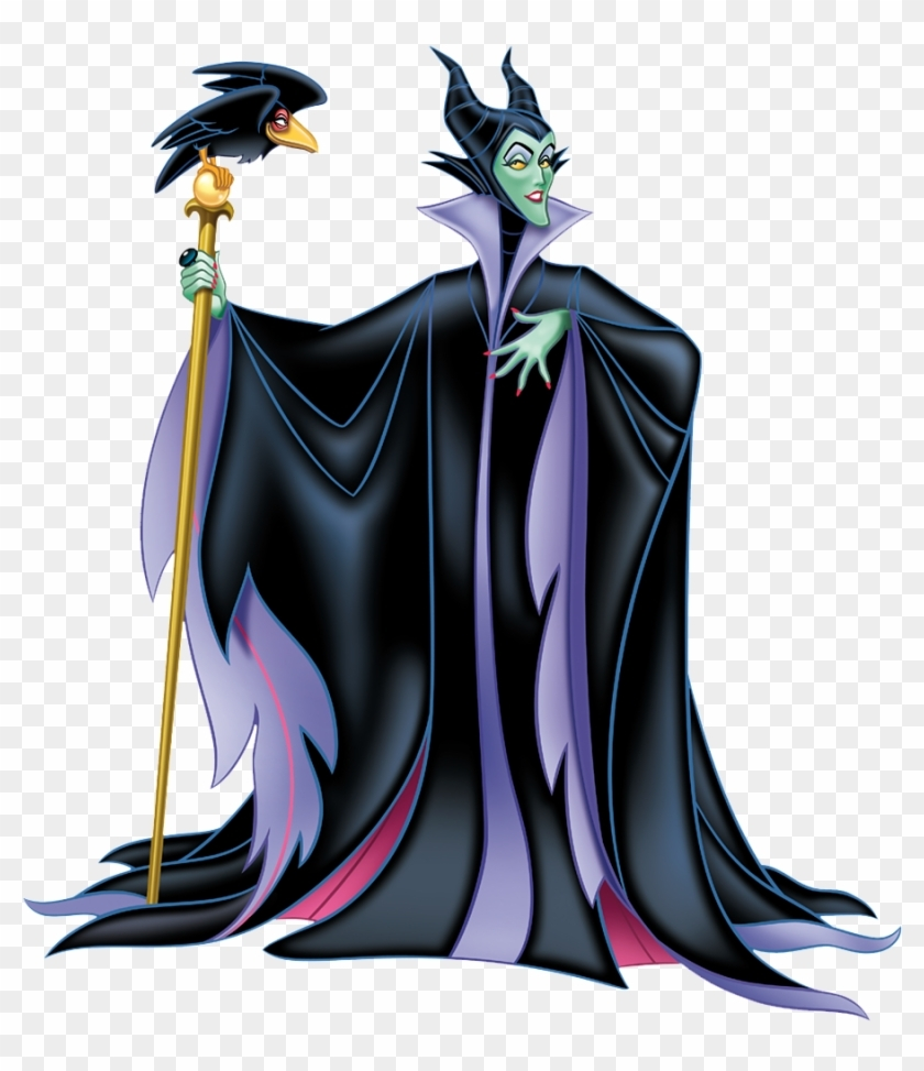 maleficent clipart sleeping beauty evil queen free
