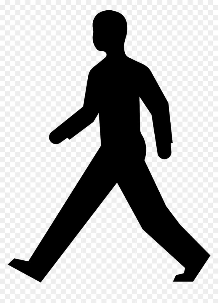 man walking clipart hd png download man walking png