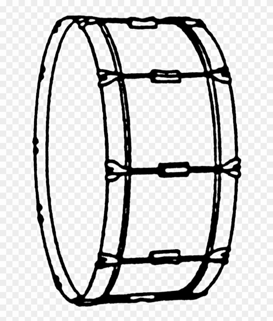 marching bass drum clip art marching bass drum drawing