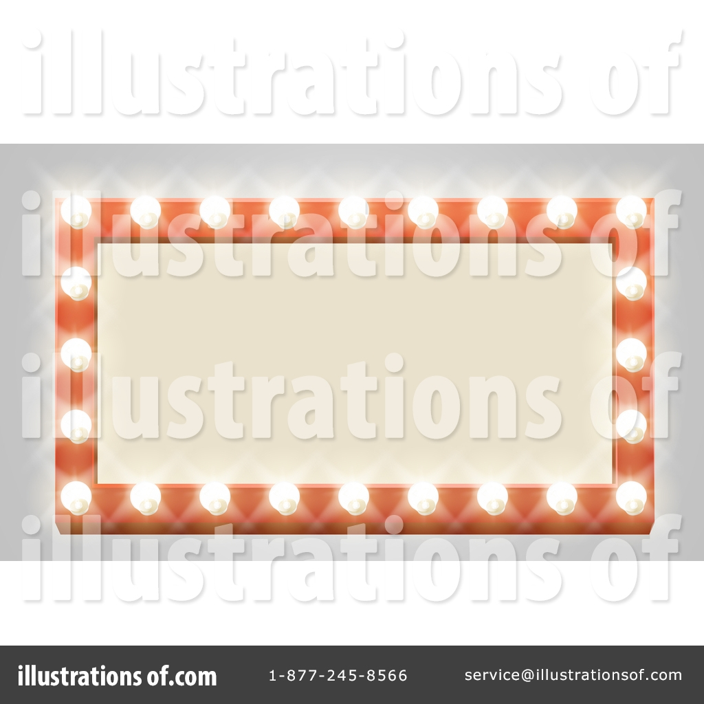 marquee clipart 1432437 illustration atstockillustration