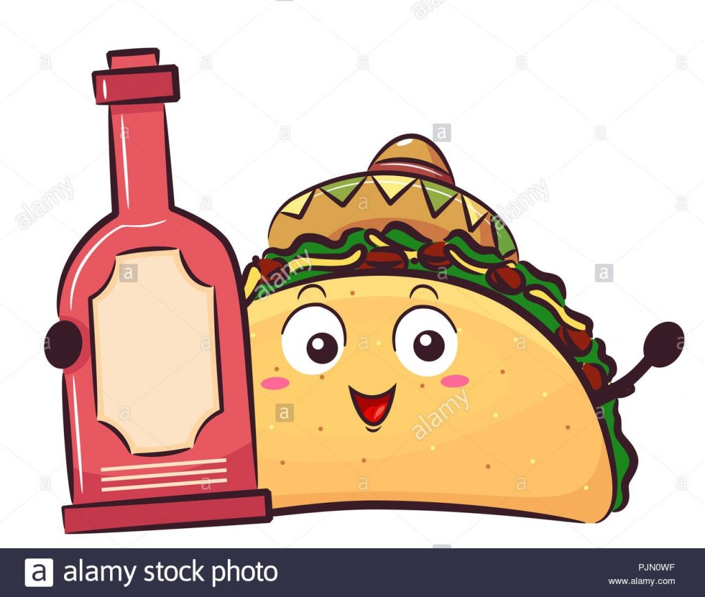 mexican food clipart high resolution stock photography and