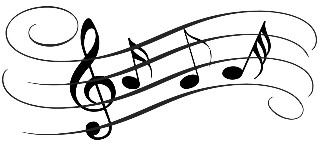 music staff music notes on staff clipart free images 2