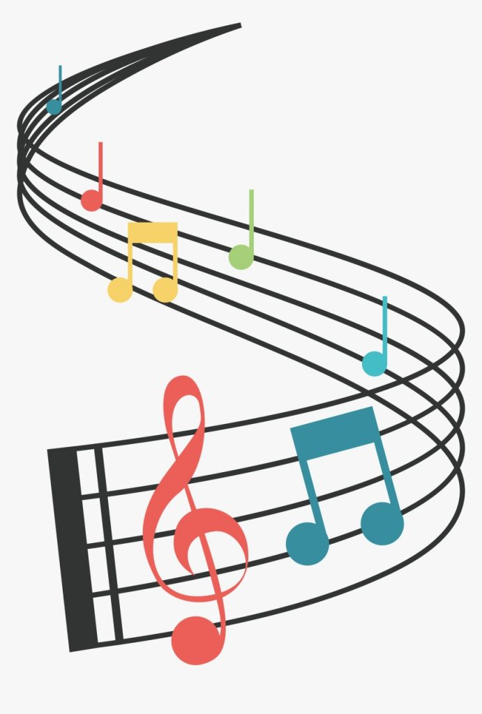 musician clipart music staff notes musical staff png