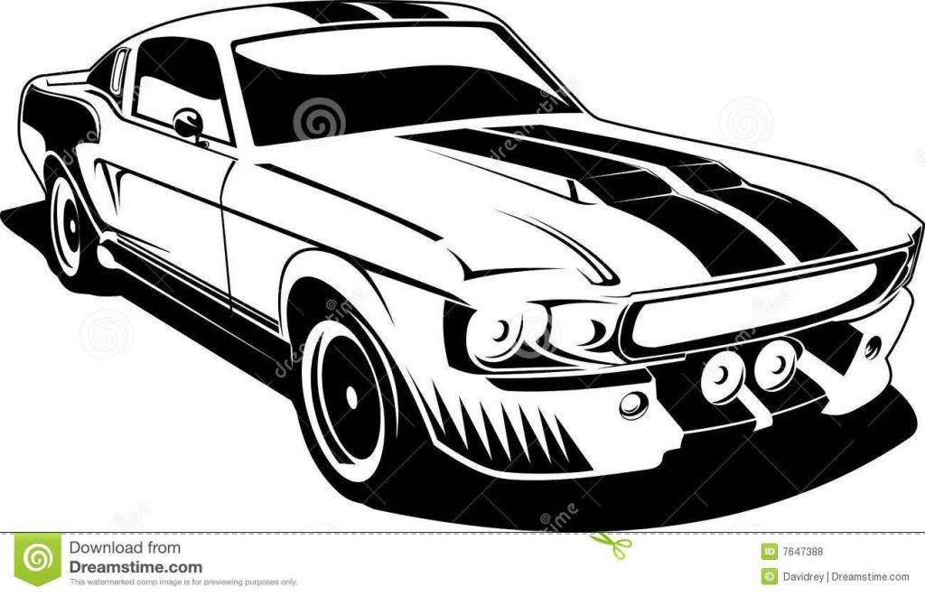 mustang car clipart clipart panda free clipart images