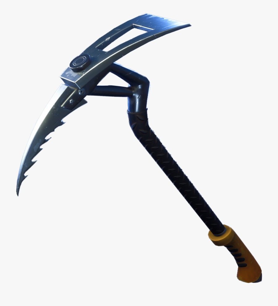 pickaxe transparent fortnite fortnite pickaxe png free