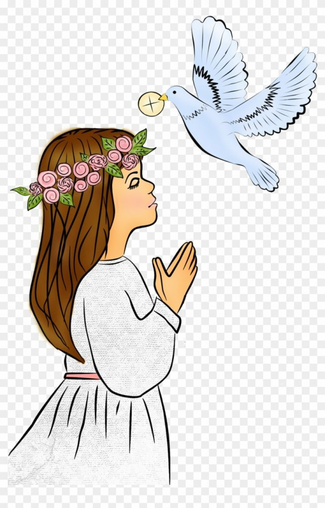 pierwsza komunia wita my first holy communion clipart