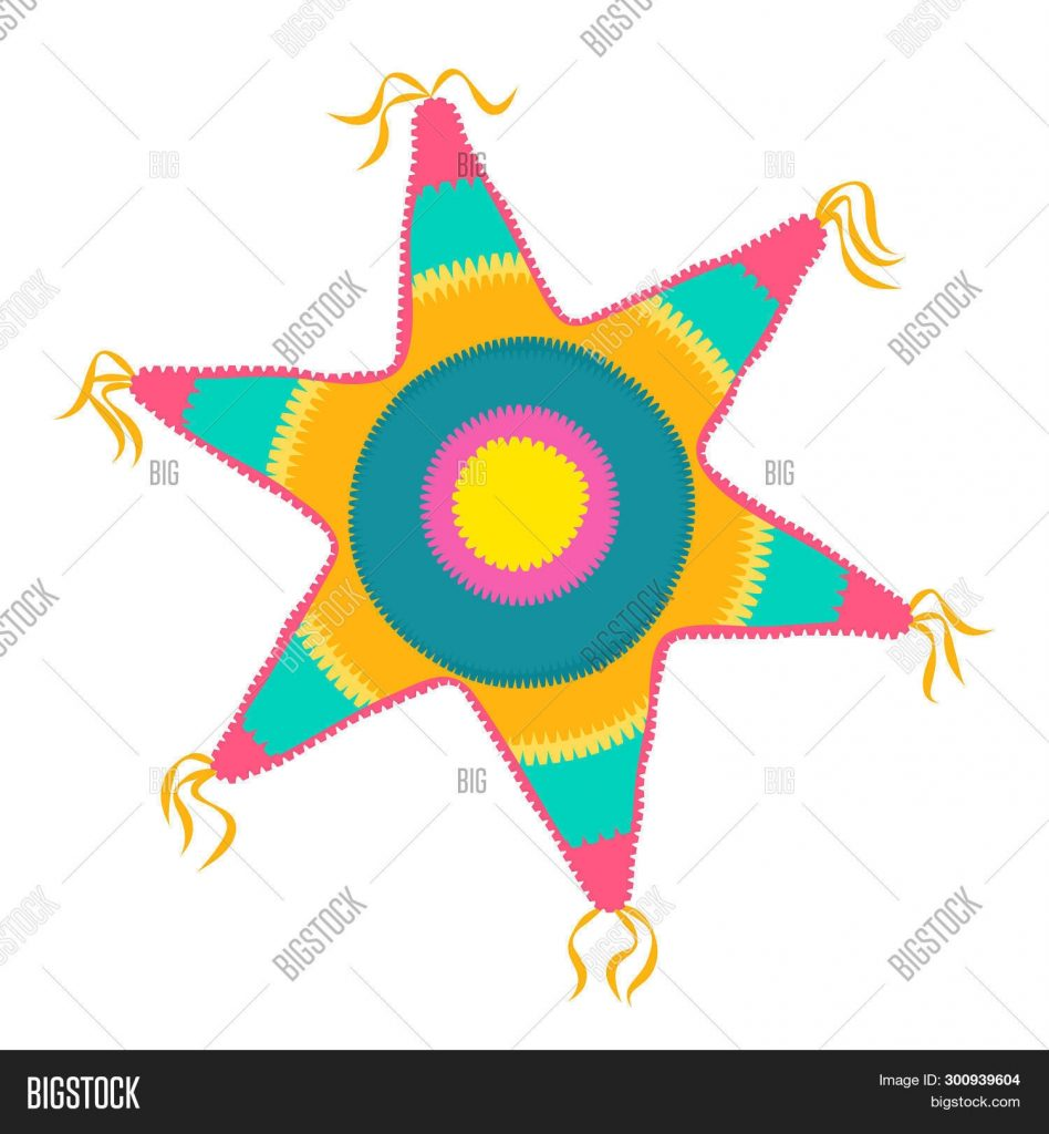 pinata star icon image photo free trial bigstock