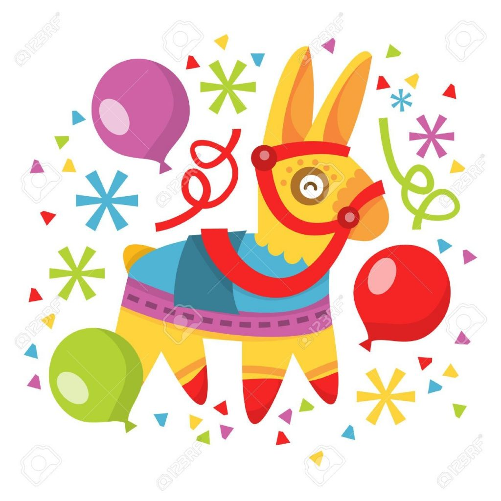 pinata stock illustrations cliparts and royalty free pinata
