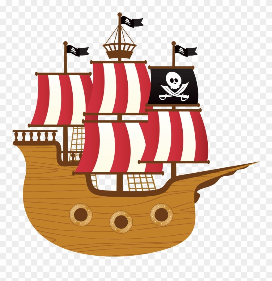 pirate ship clipart png transparent png 1296215 pinclipart