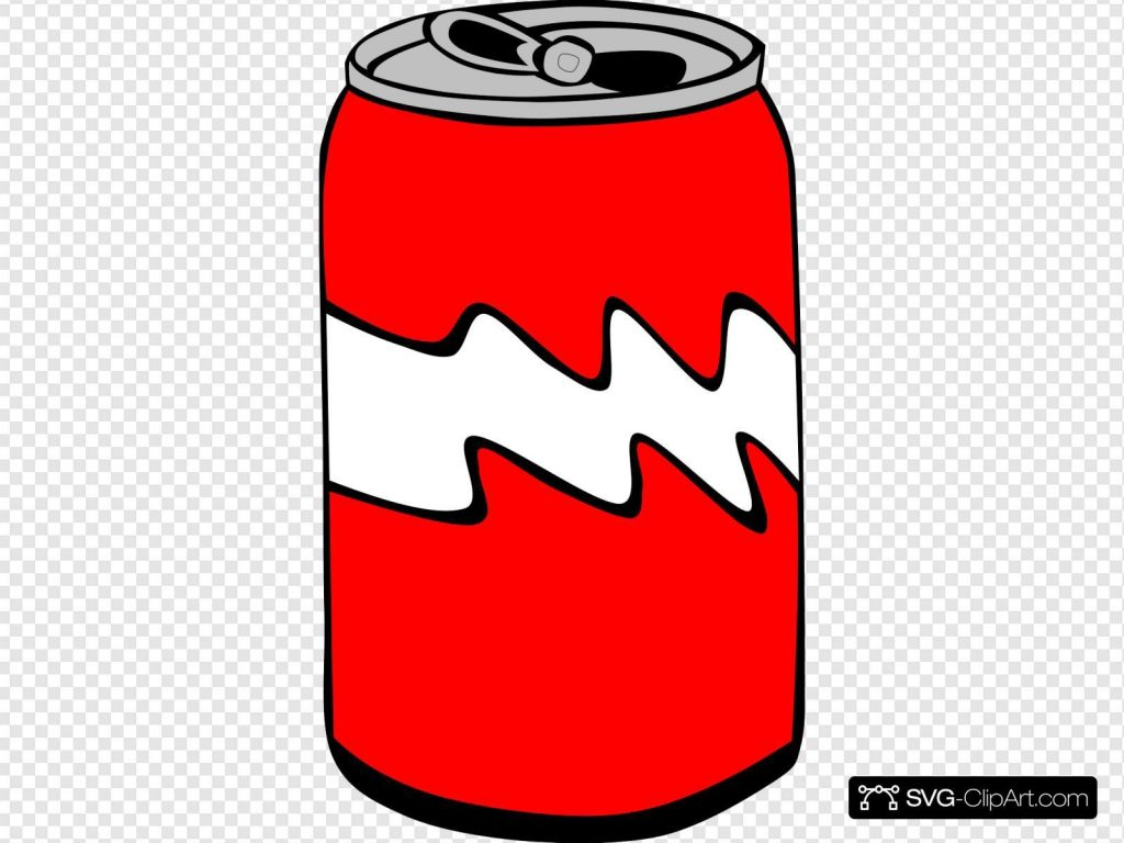 pop can svg vector pop can clip art svg clipart