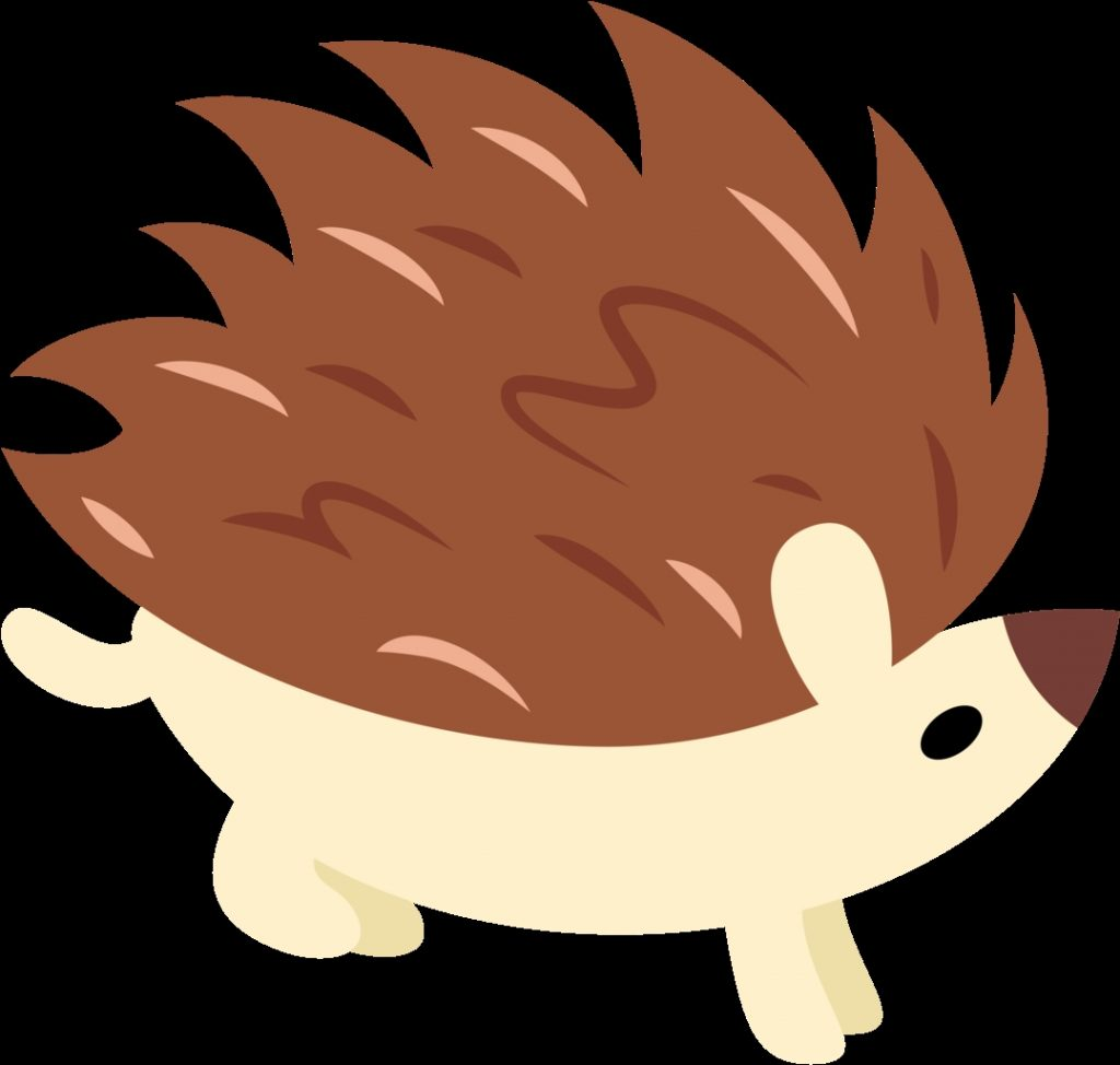 porcupine clipart transparent transparent background
