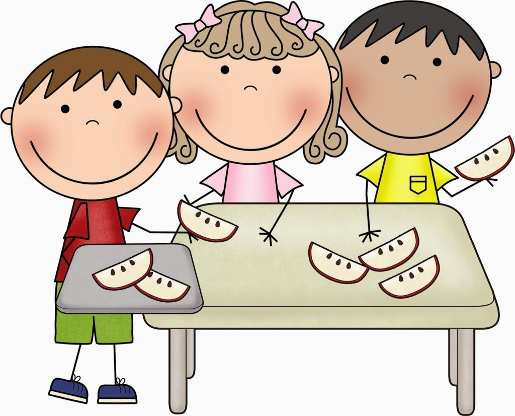 preschool snack time clipart image cole clipart pictogramme