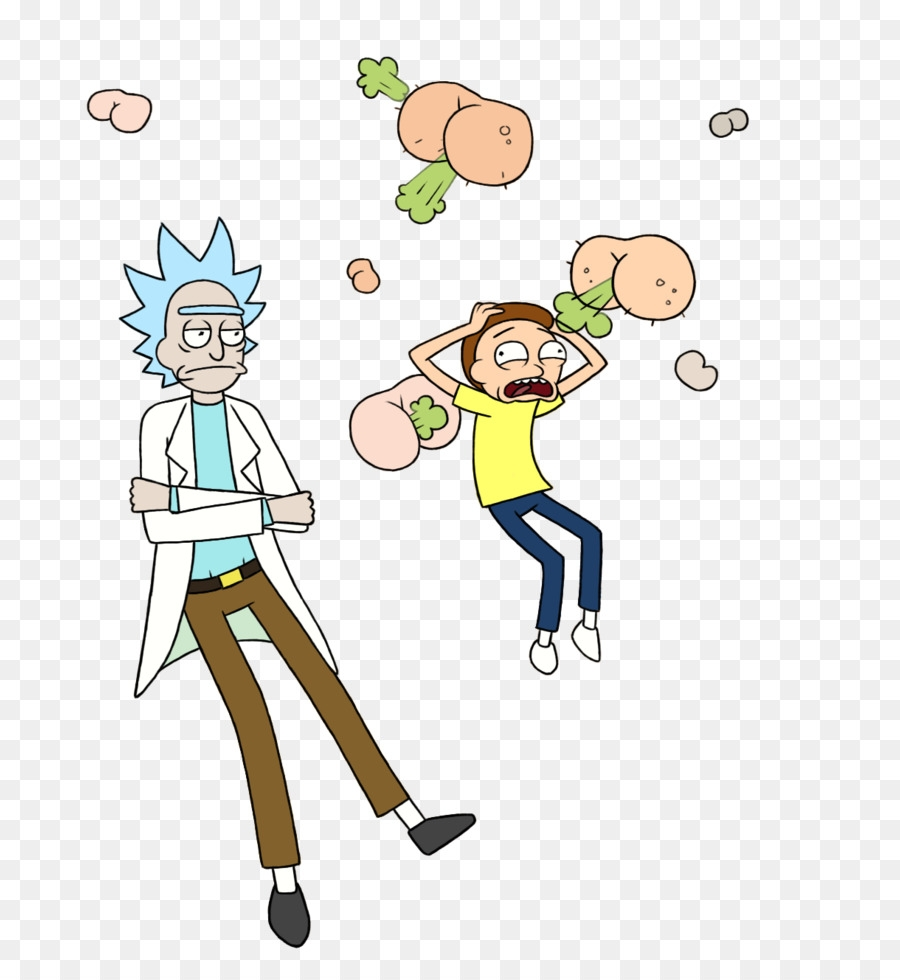 rick and morty png download 824969 free transparent