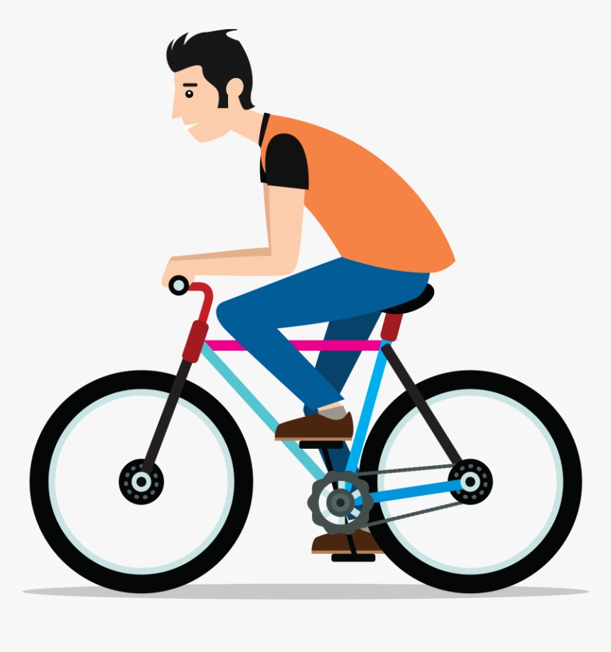 riding bicycle png thule bike stacker transparent png