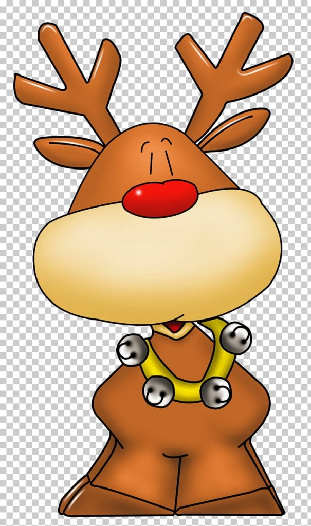 rudolph reindeer santa claus rudolph s png clipart free