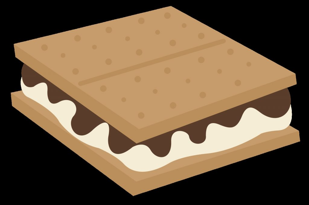 smore smores just for you design freebie clip art smores