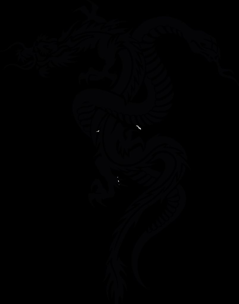 snake chinese dragon serpent tattoo tribal snake and