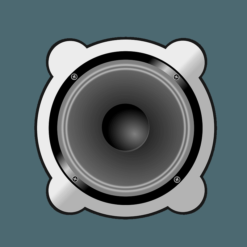 speaker clipart free download transparent creazilla