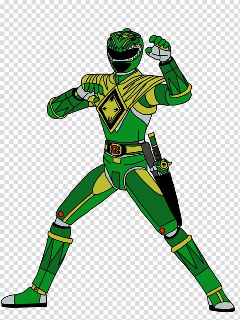 superhero power rangers film artist amphibians