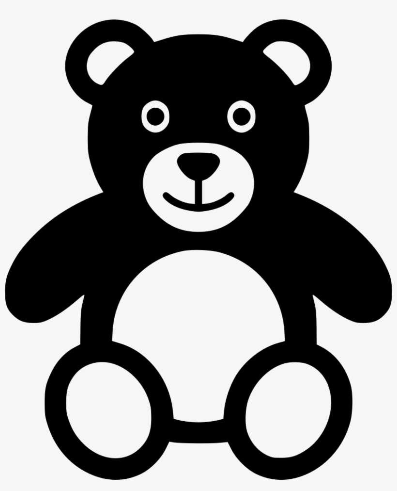 teddy bear teddy bear clip art black and white png image