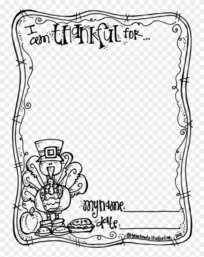 thanksgiving clipart black and white book clipart