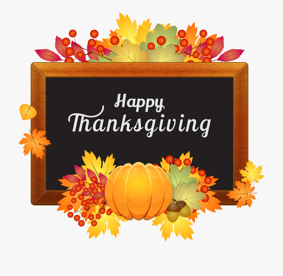 thanksgiving clipart transparent background pencil free