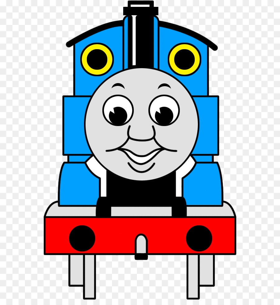thomas the train background clipart train line font