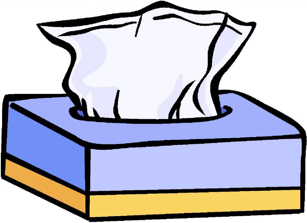 tissues kleenex clipart png download full size clipart