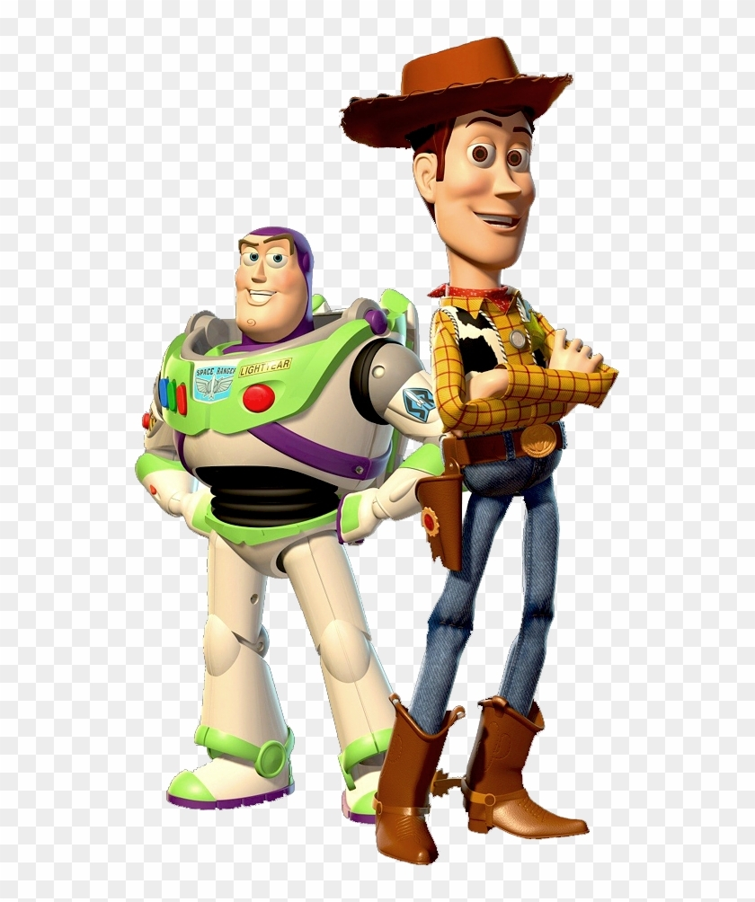 toy story clipart transparent toy story woody and buzz png