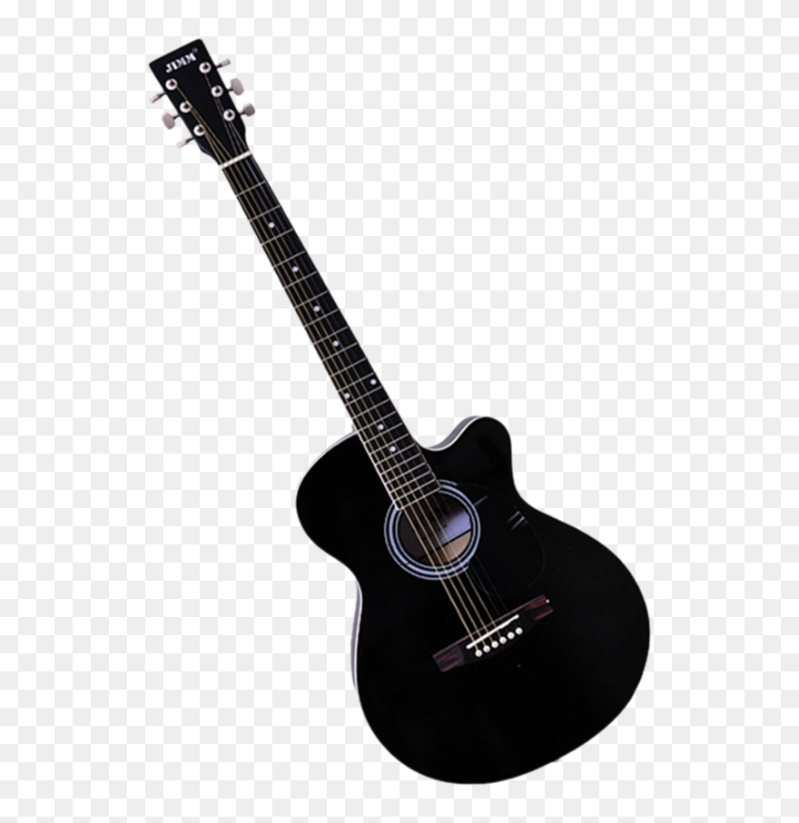 transparent guitar clipart black and white luna guitar